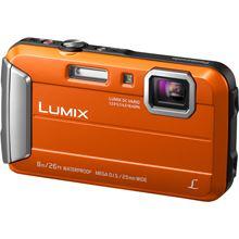 Digitální fotoaparát PANASONIC DMC FT30EP-D dd709efcdfb